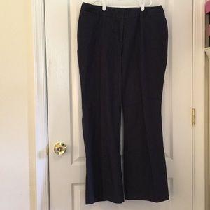 Trouser jeans size 16